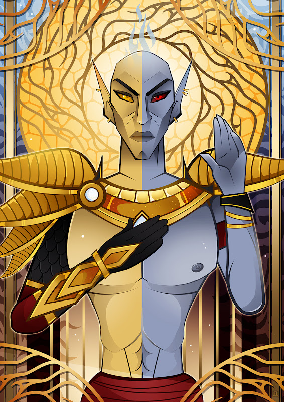 Lord Vivec