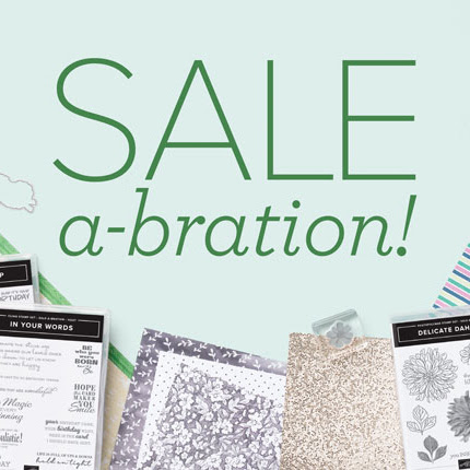 Time to Sale-a-Brate!
