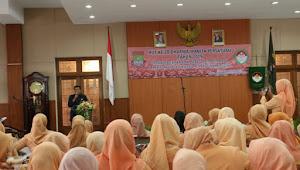 Sekda Hadiri HUT Ke- 20 Dharma Wanita Persatuan Kabupaten Tangerang