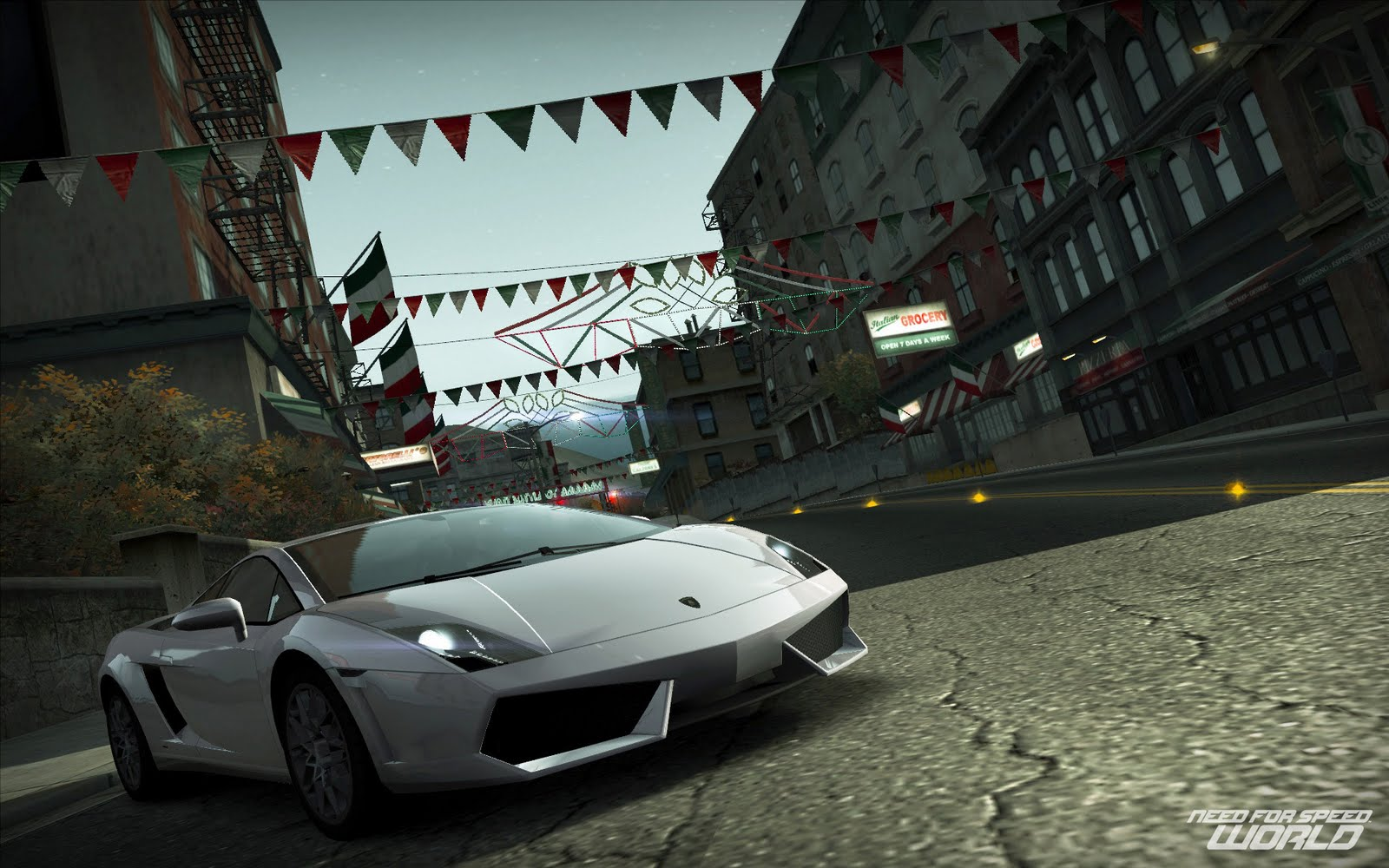 Ulgobang Need For Speed World Wallpaper