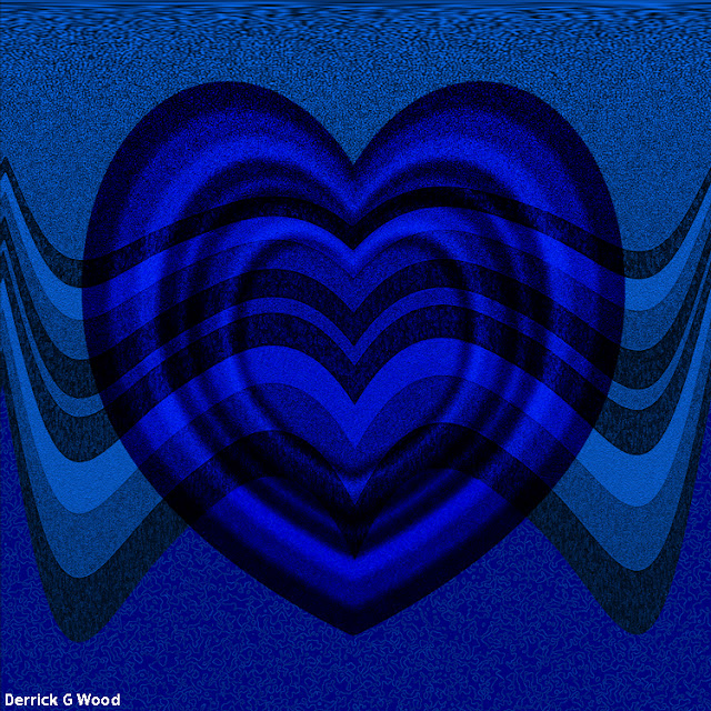 thin blue line back the badge artwork abstract art