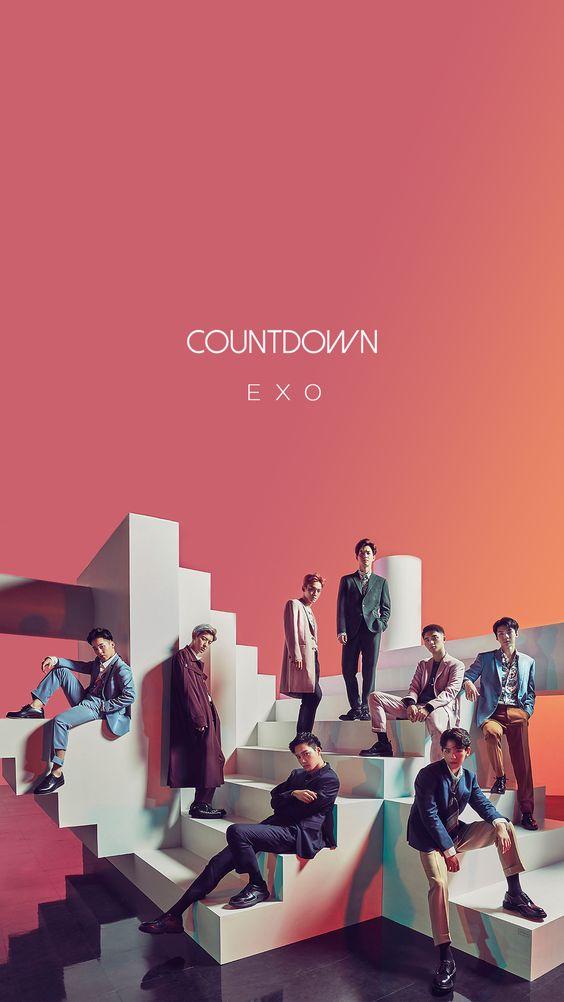 Hình nền điện thoại nhóm nhạc EXO