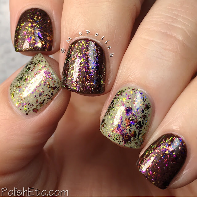 Glitter Daze - Flora Noxia Collection - McPolish - Wisteria Venenosa