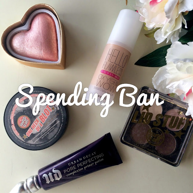 Makeup Spending Ban Tips & Tricks