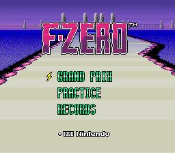 f-zero fastrom