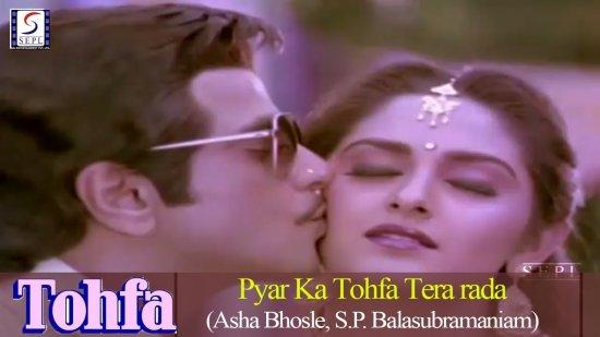 Pyar Ka Tohfa Tera Lyrics Tohfa | Jeetendra X Sridevi X Jaya Prada