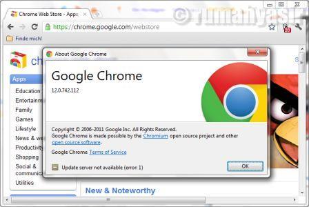 Google Chrome portable Rar