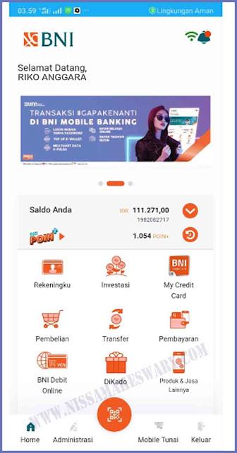 mudahnya Transaksi online dengan Mobile Banking