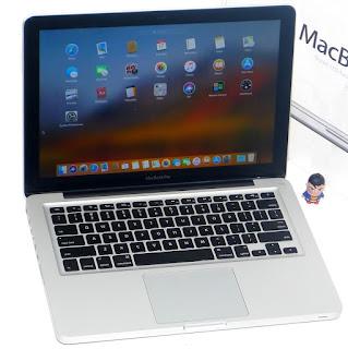 MacBook Pro Core i5 13-inchi Fullset di Malang