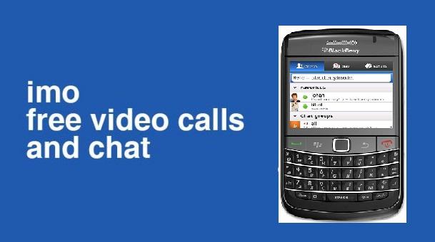 imo gratuit pour blackberry