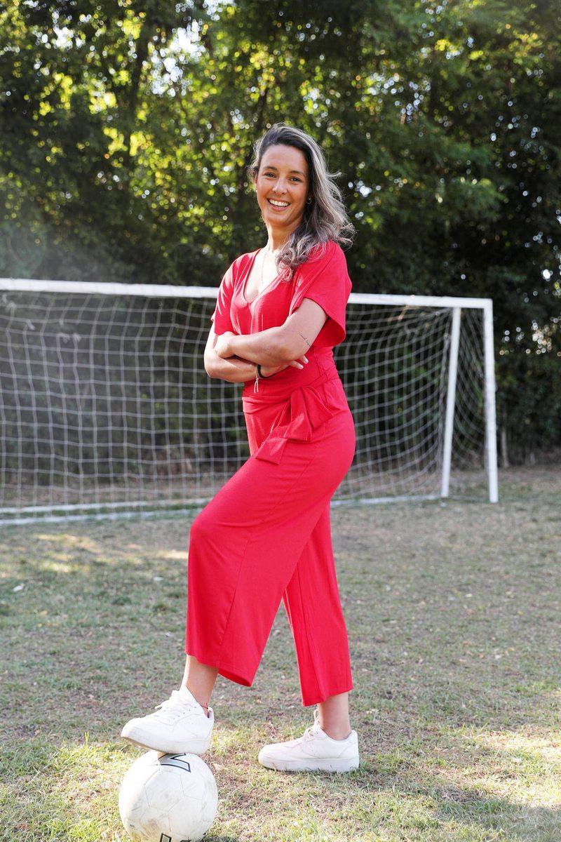 Romina Parraguirre renunció a todo en Chile y se va con una beca a vivir a Australia