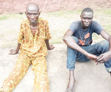 Man Arrested For Killing His Wife's Daughter For Rituals