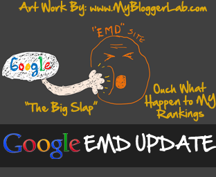 spell webmasters were enjoying the weekend Google Web Spam squad fired nevertheless to a greater extent than or less other bombshe Google EMD Update: Exact Match Domains Ruled Out