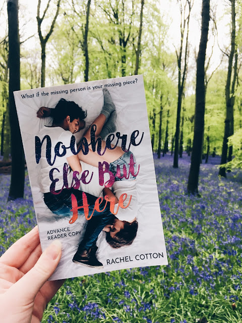 BOOK REVIEW - NOWHERE ELSE BUT HERE | TeenBookHoots