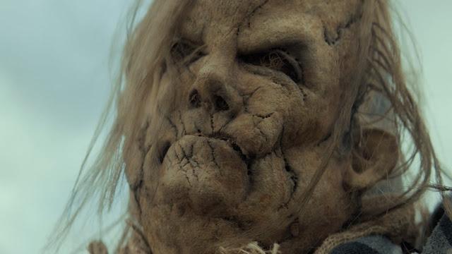 """Spot televisivo de """"Historias de miedo para contar en la oscuridad"""", producida por Guillermo Del Toro"""