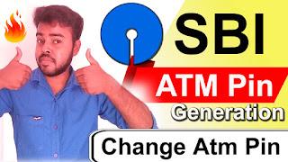How To Change Sbi Atm Pin Through Netbanking, how to generate sbi atm pin through online banking, sbi pin generation online