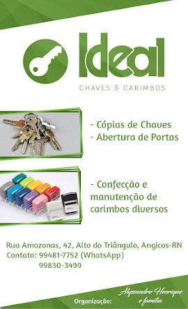 IDEAL CHAVES E CARIMBOS