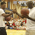 Chris Paul challenges Michael Jordan to shooting contest .. you don't challenge Michael Jordan!!