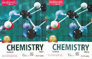 [PDF] Modern ABC Chemistry for Class 11 (Part - I & II) Examination 2020-2021