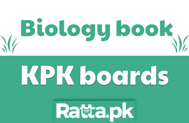 1st Year Biology Text Book KPK Board pdf Download - 11th Biology