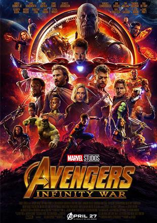 Avengers: Infinity War 2018 Full Hindi Movie Download Dual Audio BRRip 720p