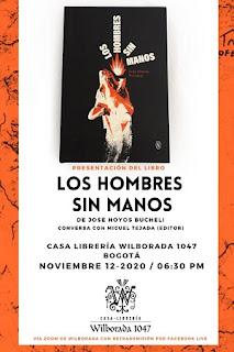 LOS HOMBRES SIN MANOS   Club de lectura