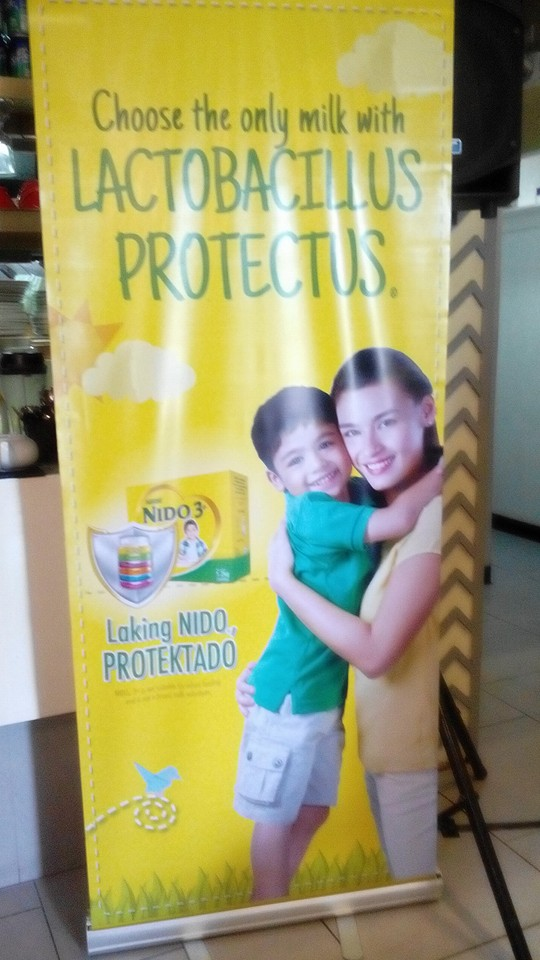 Mommy's First Hand Experience with Nido GUM (Growing Up Milk