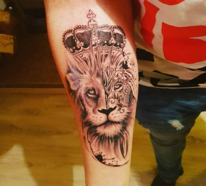 115 Best Lion Tattoos Ideas and Designs (2018) - Page 5 of 5 ...