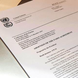 Après la COP21, quand l'Accord de Paris sur le climat va-t-il entrer en vigueur ?