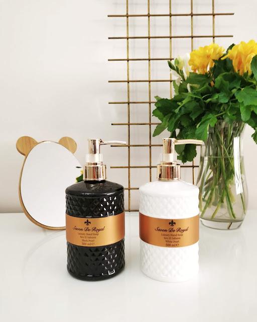 Savon De Royal Pearl Sıvı El Sabunları