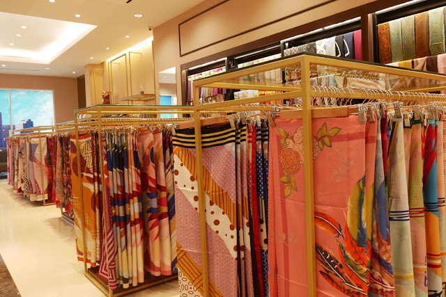 alisha fancy shop: one stop shopping busana muslim
