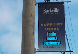 click pic ~ Support Local Think Global Act Busy