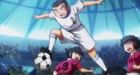 Captain Tsubasa (2018) – Episódio 17