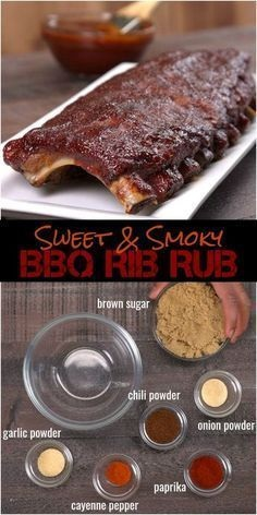 Baked BBQ Ribs