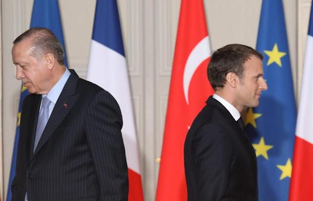 ليبيا، توتر في البحر المتوسط بين فرنسا وتركيا: باريس تغضب وتنسحب من عملية الناتو البحرية