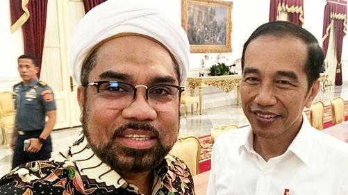 Tak Terima Jokowi Dituduh Lemahkan KPK, Ali Ngabalin: Itu Cara-cara Berpikir Otak Sungsang