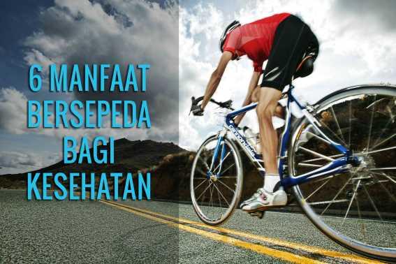 Berbagai Manfaat Bersepeda untuk Kesehatan