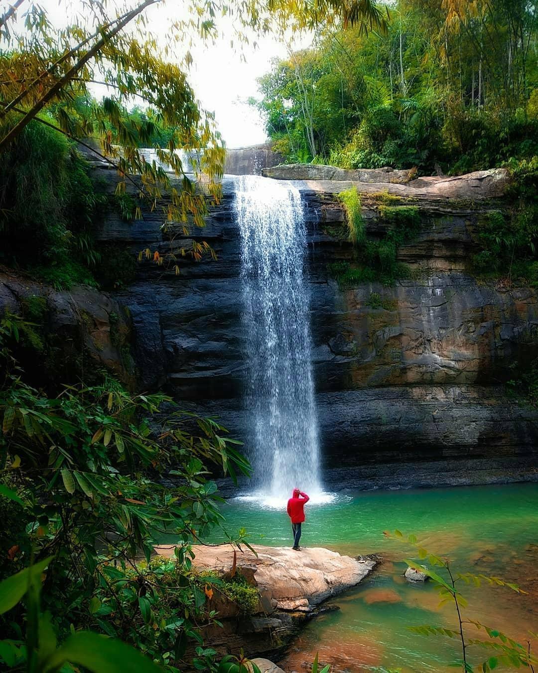 Curug Nangga Wisata Alam Tersembunyi Di Banyumas Jawa