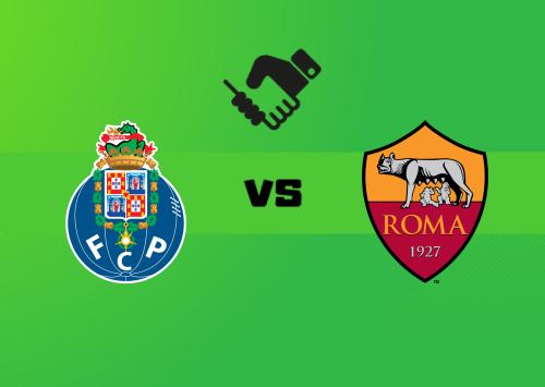 Oporto vs Roma  Resumen