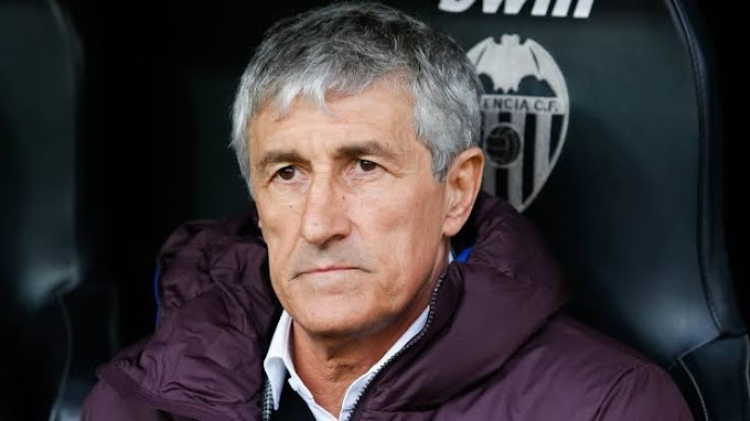 Source: Setien might leave the club at the end of LaLiga season