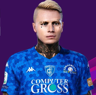 PES 2020 Faces Amato Ciciretti by Rachmad ABs