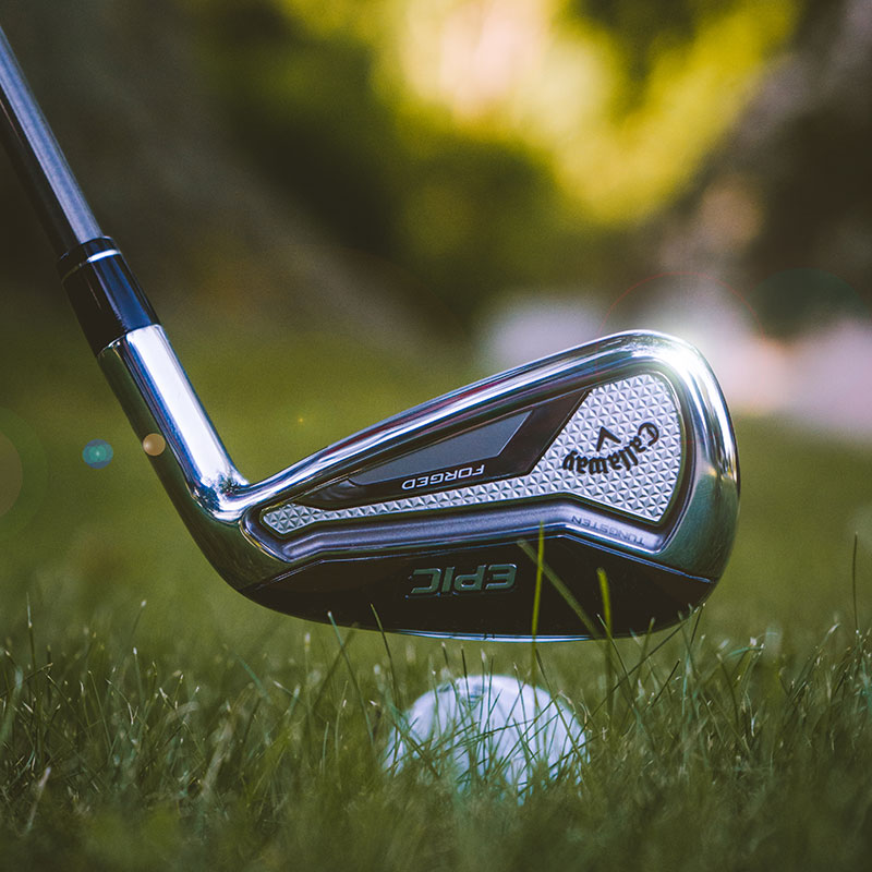The #1 Writer in Golf: Callaway Golf Announces Epic Forged