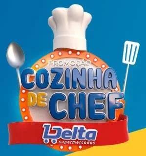 Nova Promoção Delta Supermercados Cozinha de Chef - Concorra Cozinha Completa