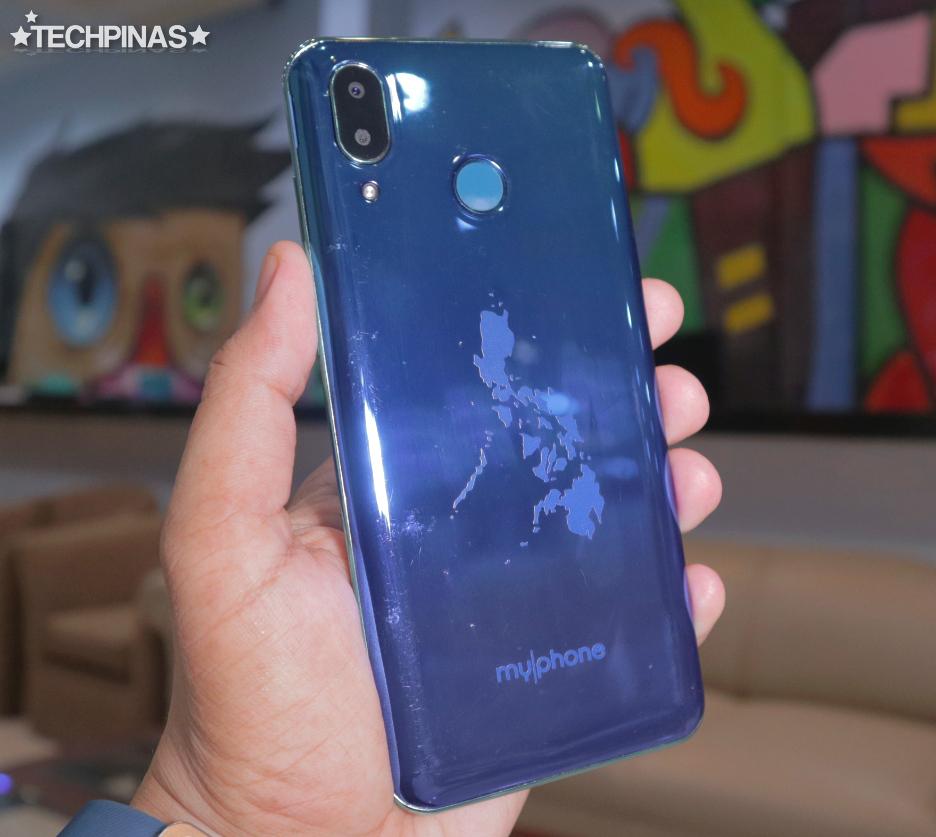 MyPhone MyX12
