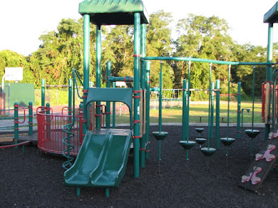 Eastham Elementary School Play Area