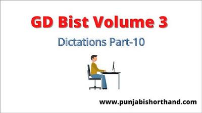 GD Bist Volume 3