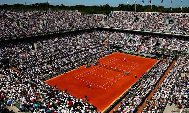 Roland Garros (reprodução internet)