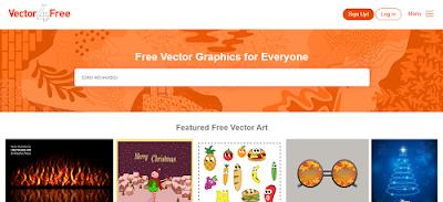 5 Situs Penyedia Gambar Mentahan Vector Zona Grafika