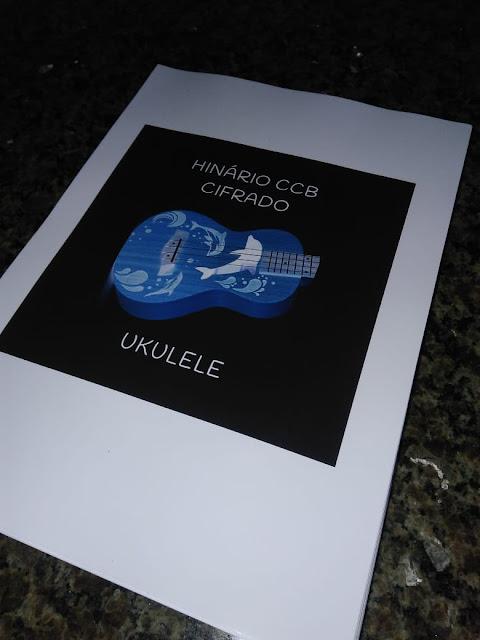 hinos ccb para Ukulele