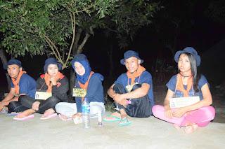 ounbond kegiatan pra kuliah PSPP Yogyakarta seru ya